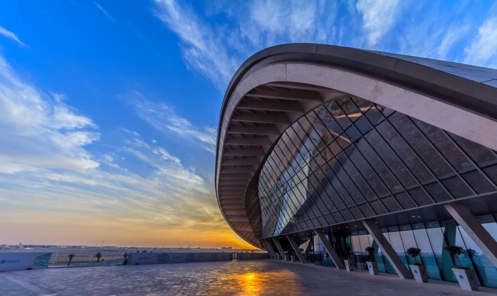 Award Winning Picture of Masdar City_Green Bulding_Abu Dhabi